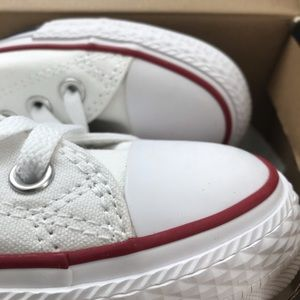 Converse Shoes - Converse All-Star Low-Tops - WHITE 9.5 Men's
